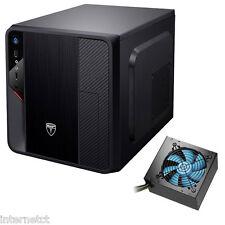 AVP Hyperion ev33b Nero mATXUSB USB 3.0 CUBE COMPUTER PC multimediale CASE con alimentatore da 850w