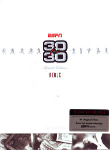 ESPN-30-For-30-Redux-Limited-Edition-NEW-DVD-18-Disc-Set-Region-4-Australia