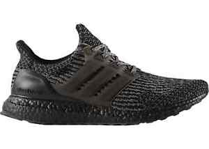 7e132fa644081 Adidas Ultra Boost 3.0 Triple Black CG3038 DS Size Men s 8.5 100 ...