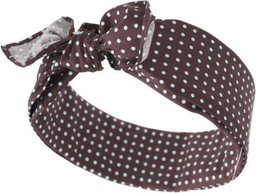 Küstenluder TAINA Small Polka Dots PUNKTE Pin Up Nickituch BANDANA Rockabilly