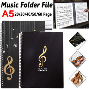 Waterproof Document Bag Piano Folder Data Bag Music Folder File Filing Products