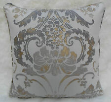 Designers Guild Fabric, Cushion Cover~ 'Kashgar'  Linen Col ~ 100% cotton