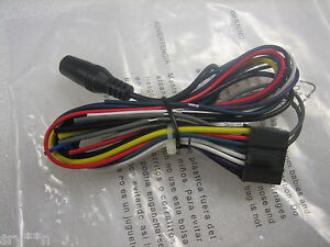 dual xhdr6435 wire harness wiring diagram  new dual wire harness xdmar6720 ebayimage is loading new dual wire harness xdmar6720