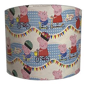 PEPPA-PIG-paralumi-ideale-per-abbinare-PEPPA-PIG-TRAPUNTA-copre-amp-PEPPA-PIG-Piumini-D-039-oca