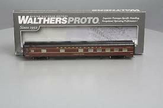Walthers 920-9253 85' ACF 4-4-2 Sleeper: PRR  Imperial Meadows  w/Sound