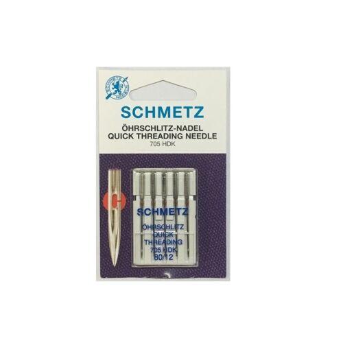 Schmetz 0747354 aghi con fessura