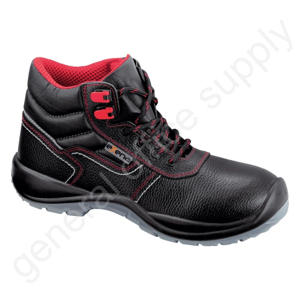 Men S3 SRC Safety Boots Trainers Shoes Work COMPOSITE TOE CAP Real Leather New