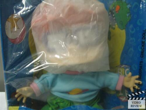 Chuckie Rugrats; Brand New One Doll from a SEALED pack Applause