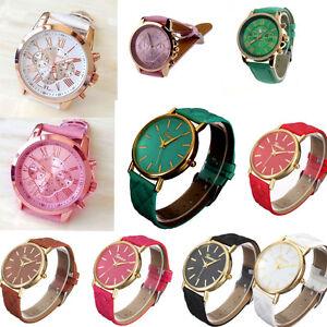Geneva-Women-Ladies-Watches-Roman-Leather-Band-Analog-Quartz-Wrist-Watch