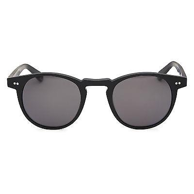 Buckler - Matte Black with POLARISED Grey Lens