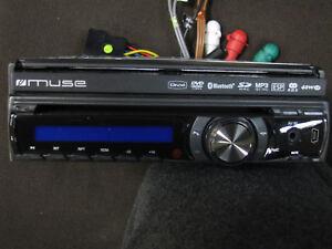 Muse-M-725DR-Autoradio-DVD-USB-SD-PLL-Tuner-RDS-Bluetooth-7-Zoll-Defekt