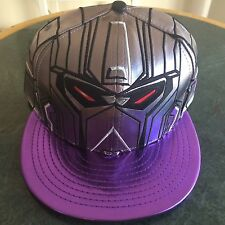 New Era Decepticon Bruticus Transformers Hat Cap 59fifty 7 7 1/2