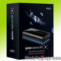 Elgato Game Capture Hd Xbox One, Ps4 High Definition Game Recorder Hd 1080p Hdmi