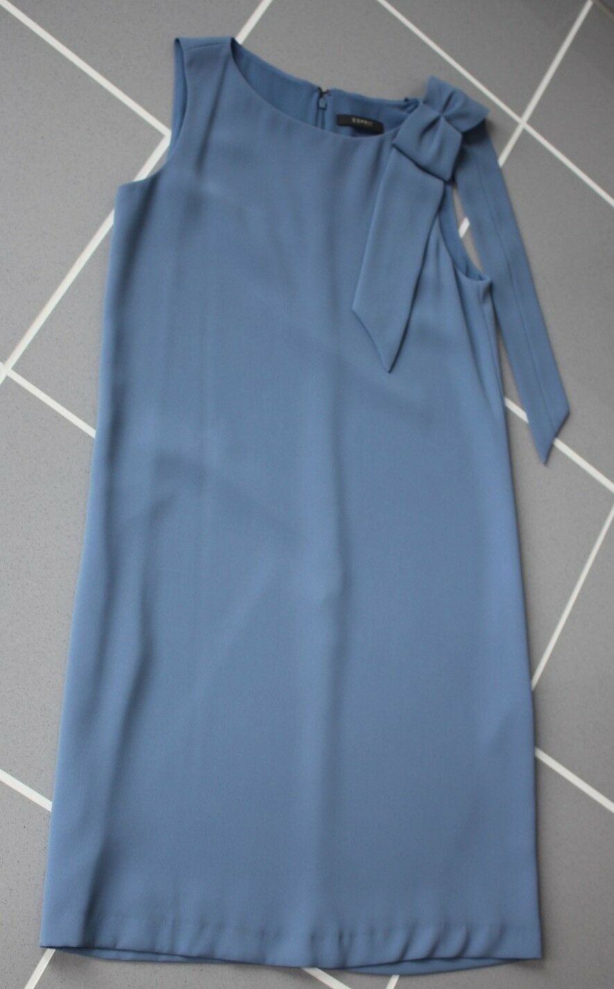 Damen Esprit Minikleid Größe 34 Blau | Qualitätsprodukte  | | | Starker Wert  | Haltbarer Service  120ee3
