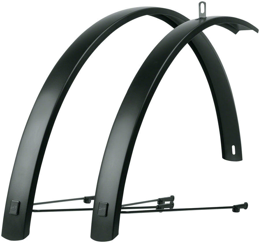 SKS Edge AL Aluminium Fender Set 56 mm 700x50