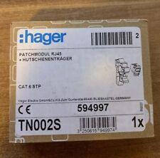 1 Stk Hager Hauptleitungsabzweigklemme 5-pol fingersicher KH25C