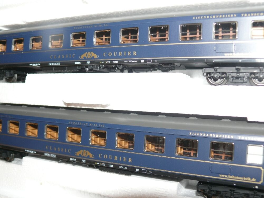 W7  Märklin 42811 Wagen Set IGE Classic Classic Courier  RAR 240906
