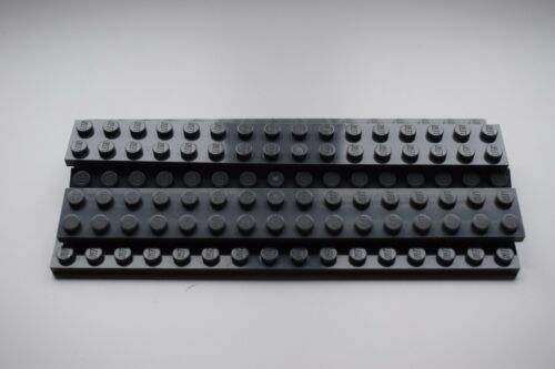 Lego Genuine Pack of 6 plates 2x16 Part number 4282 Choose your colour JOB LOT