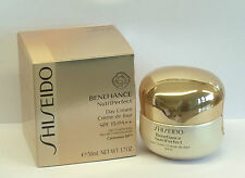 Shiseido Benefiance NutriPerfect Day Cream 50ml  New In Box
