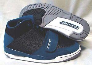 cc6d216dc38 NIKE AIR JORDAN FLIGHT CLUB 90 Men's Basketball Shoes-True Blue-8 ...