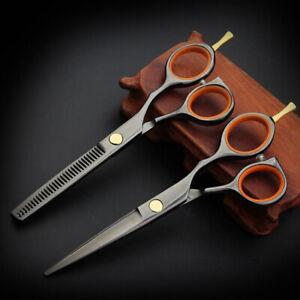 Profi-Friseur-Haarscheren-Effilierschere-Friseurschere-Haarschneiden-Haarschnitt