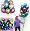 5pcs-set-10-034-Metallic-Chrome-Balloons-Bouquet-Birthday-Party-Wedding-Decor
