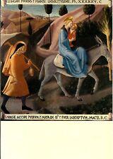 Alte Kunstpostkarte - Firenze - Fra Angelico - Flucht nach Ägypten