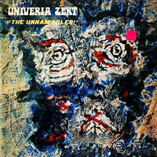 UNIVERIA ZEKT The Unnamables LP MAGMA MINT 1972-1986 Vander ~ gong amon düül znr
