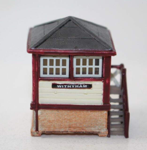 Graham Farish N Scale 42-182 Ground Frame Hut New FNQHobbys