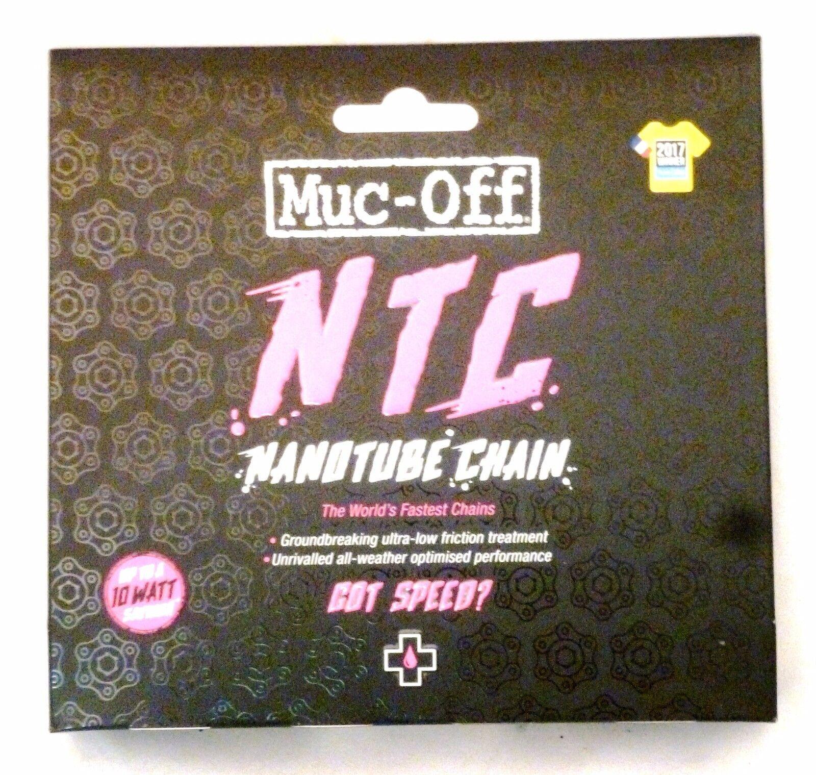 Muc  Off Nanotube Chain SRAM Red 11 Speed  more discount