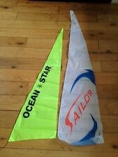 radio controlled yacht sails set Ocean going race 2.2m model boat shunbo rc