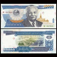 Laos 10000 10,000 Kip , 2003 , P-35b, UNC
