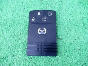 Mazda Genuine 4 Button Smart Key Remote Keyless Entry JDM ...