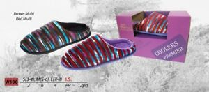 COOLERS-LADIES-SLIPPERS-Coolers-Premier-Slippers-MULE-SLIPPERS-OPEN-BACK