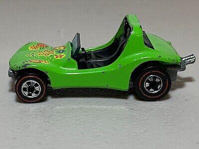 Vintage Mattel Hot Wheels Redlines Dune Daddy Dune Buggy Car 1969 Hk Ebay