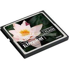 Kingston CompactFlash 8GB 8G CF Flash Memory Card New Lifetime Warranty