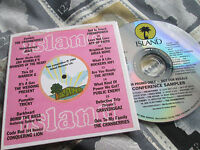 The Island Conference Sampler VARIOUS Island Records – BRIGHT CD1 UK CD Album
