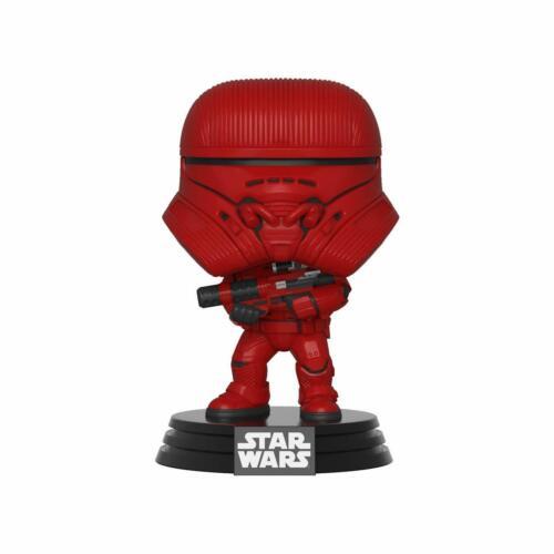 Star Wars The Rise of Skywalker Sith Jet Trooper #318 Funko Pop