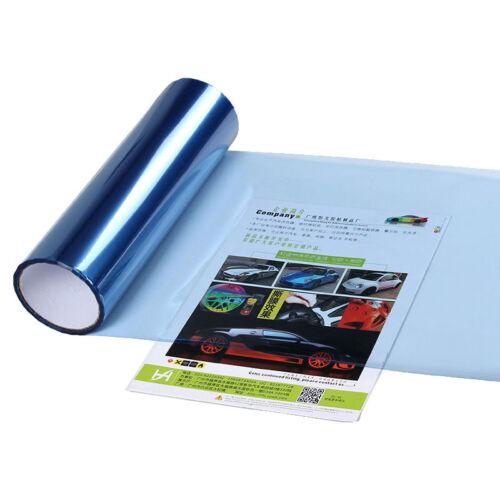 30CM x 100CM Car Truck Motor Light Headlight Taillight Recolor Film Membrane