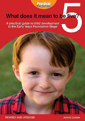What Does It Mean to Be Five?, Jennie Lindon, Very Good, Paperback