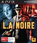 L.A. Noire - As - Sony Playstation 3 - LA - Rockstar Games