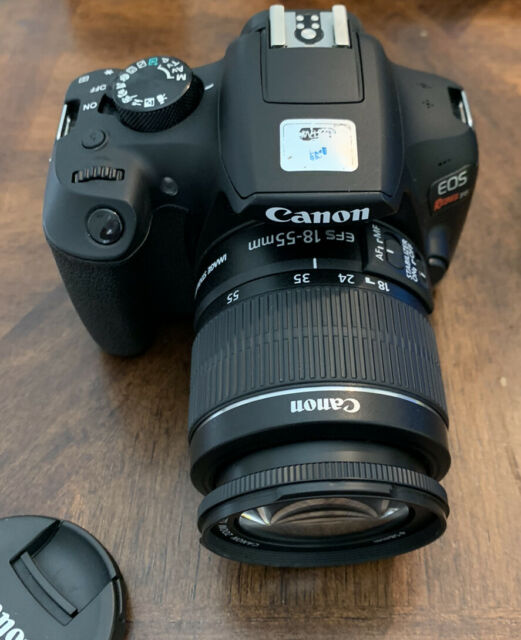 Canon EOS Rebel T6 DSLR Camera & 18-55mm Lens iii