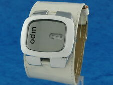 Space Age 1970s Jump Hour Digital Vintage Retro Style Led Lcd era Watch w