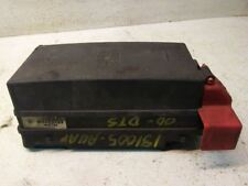 engine fuse box for 2000 cadillac deville dts