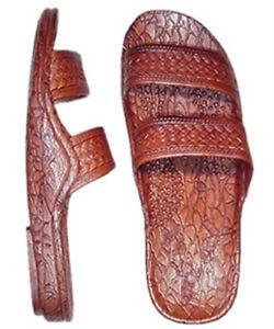 Image Is Loading Pali Hawaii Sandals 405 Uni Rubber Slip On