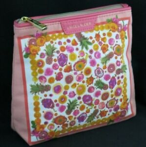 New-ESTEE-LAUDER-Cosmetic-Makeup-Bag-from-USA-Peach