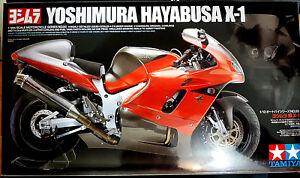 Yoshimura-Hayabusa-X-1-Tamiya-Kit-1-12-14093-Nuovo
