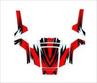 Polaris Rzr Ranger 570 800 900 Xp 4 Graphics Decals Wrap Doors Utv Side X Side R