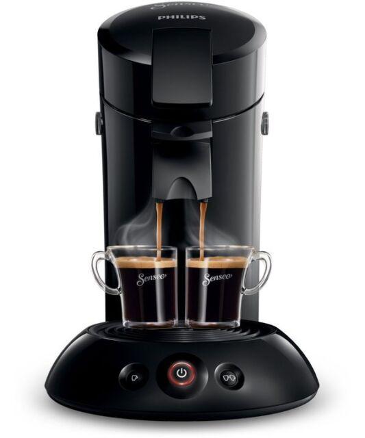 Senseo HD6554/69 Original Kaffeepadmaschine tiefschwarz  NEU OVP vom Fachhändler