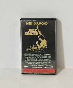 Neil-Diamond-The-Jazz-Singer-Cassette-Tape-1980